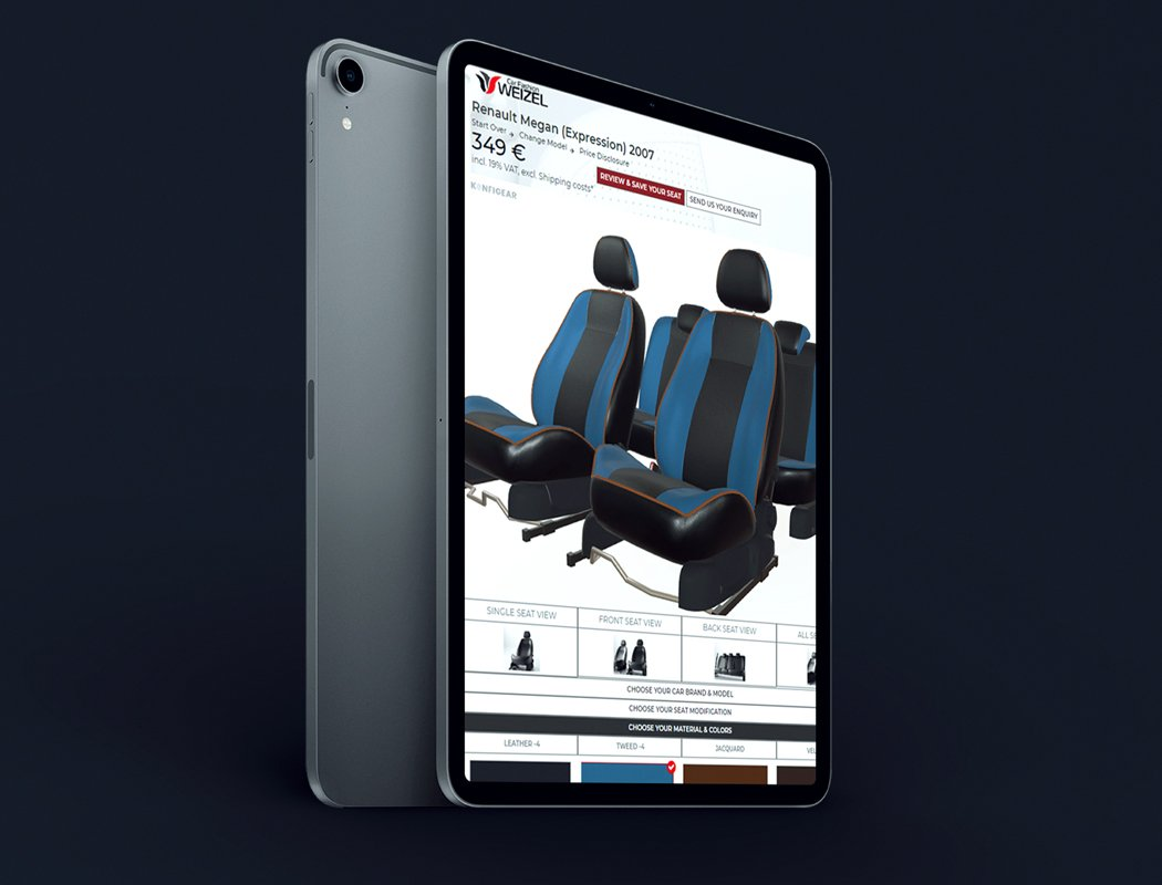 Weizel-seat-cover references