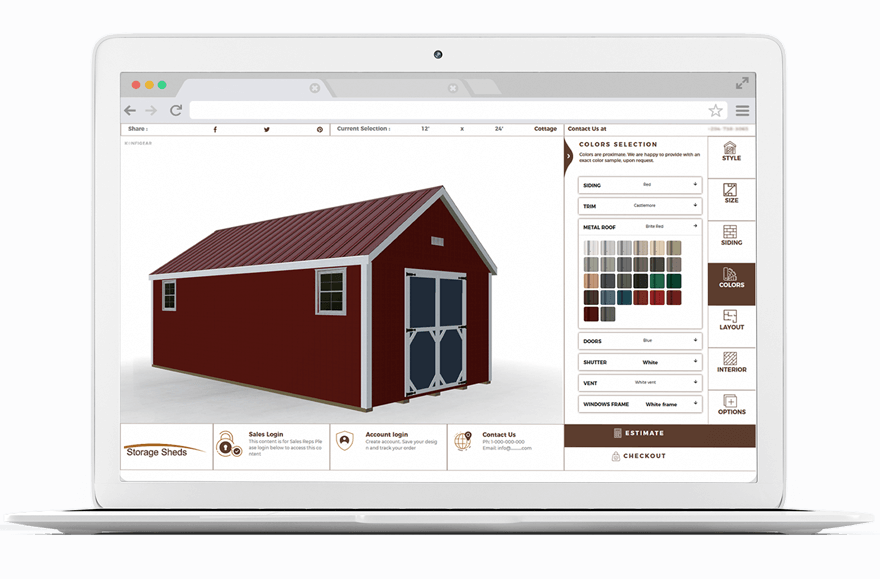 shed design software